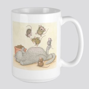 Kitty Trampoline Mug