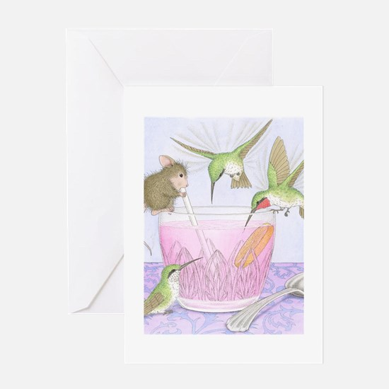 Drinking Buddies Greeting Card