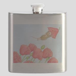 Poppy Power Flask