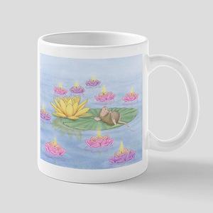Lily Pad Snooze Mug