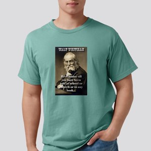 Re-Examine All You Have Been Told - Whitman Mens C