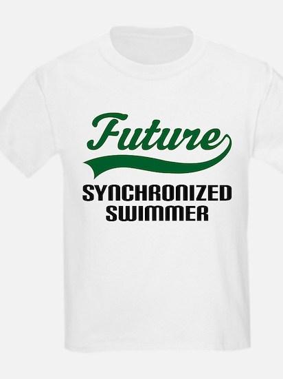 Future Synchronized Swimmer T-Shirt