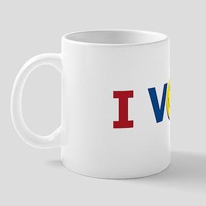 I VOTE: Mug