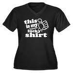 My Lucky Shirt Plus Size T-Shirt