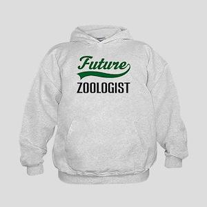 Future Zoologist Kids Hoodie