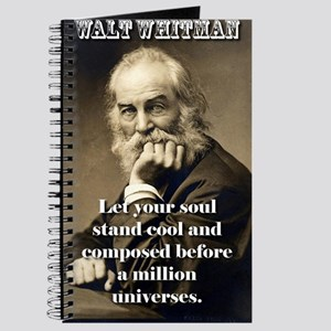 Let Your Soul Stand Cool - Whitman Journal