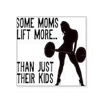 some-moms Square Sticker 3