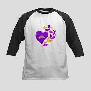 Rat Heart Kids Baseball Jersey