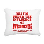 i-am-under-the-infuence Rectangular Canvas Pil