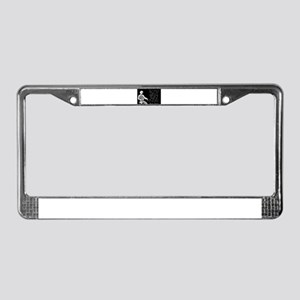 All I Care To Know - Twain License Plate Frame
