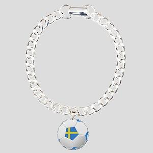 Soccer Sweden Bracelet