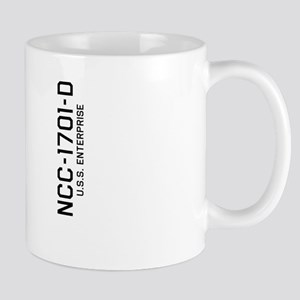 Enterprise NCC-1701-D Mug