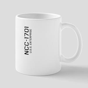 Enterprise NCC-1701 Mug