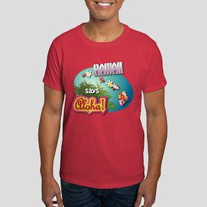 Hawaii Dark T-Shirt