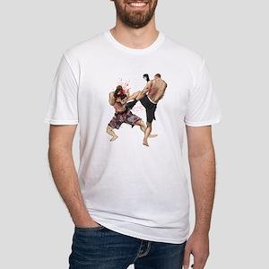 Muay Thai Kick T-Shirt
