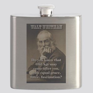 Do You Know Old Age - Whitman Flask