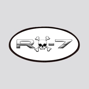 RX-7 Skull Patches