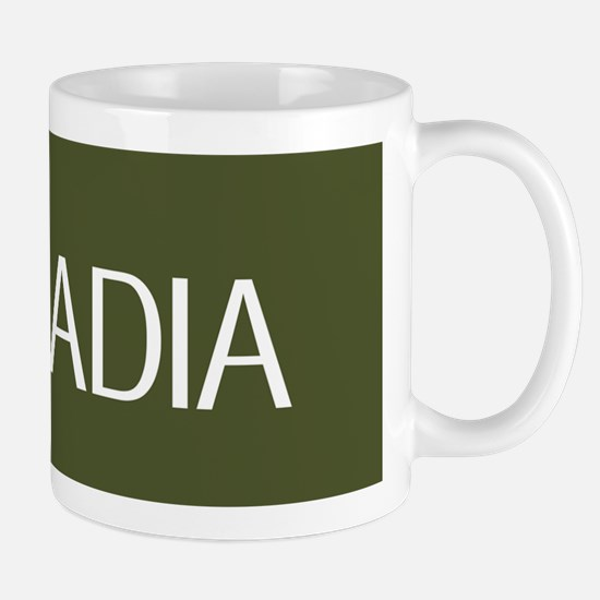 Acadia Moose Mug