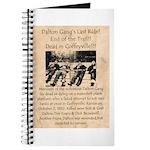 Dalton Gangs Last Ride Journal