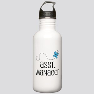 Cute Assistant Manager Stainless Water Bottle 1.0L