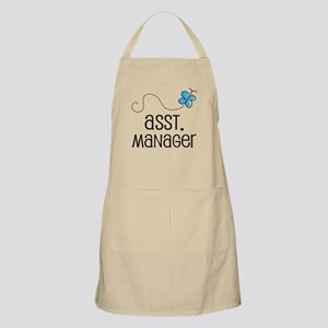 Cute Assistant Manager Apron