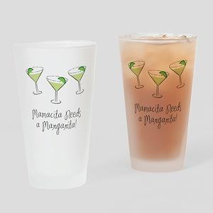 2-MamasitaMargarita Drinking Glass