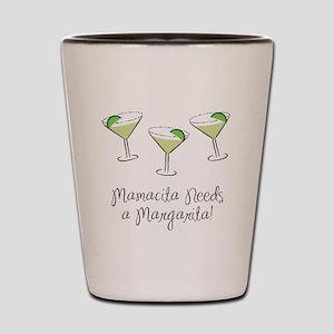 2-MamasitaMargarita Shot Glass