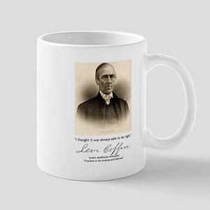 Levi Coffin Mug