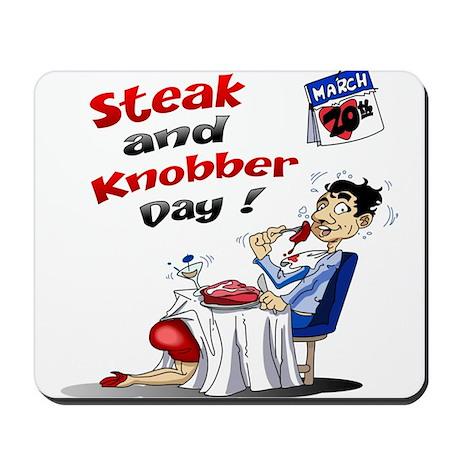 Steak blow job dag