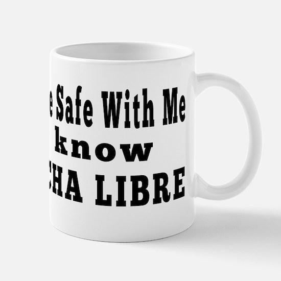 I Know Lucha Libre Mug