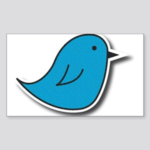 Vox Blue Bird Sticker