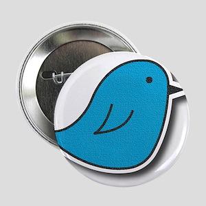 """Vox Blue Bird 2.25"""" Button"""