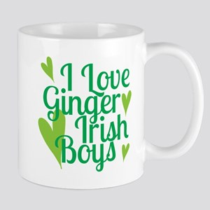 Ginger Irish Boys Mug