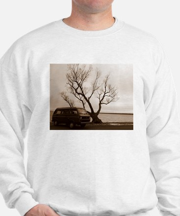 Vanagon by the Lake Sweatshirt