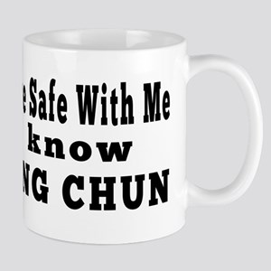 I Know Wing Chun Mug