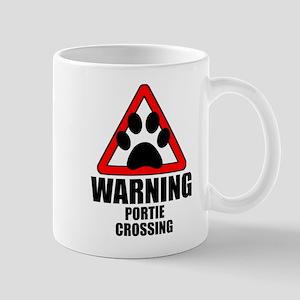Portie Warning Mug