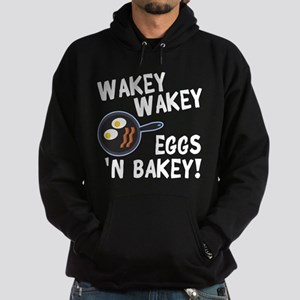 Bacon And Eggs Hoodie (dark)