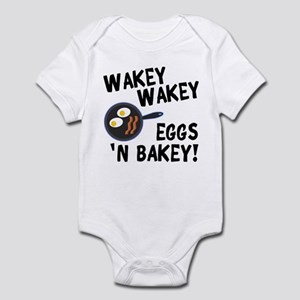 Bacon And Eggs Infant Bodysuit