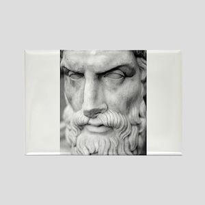 Epicurus Rectangle Magnet