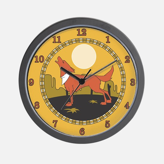 Cute Large southwestern Wall Clock