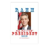 Rahm 2016 Postcards (Package of 8)
