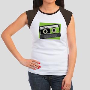 Mix Tape! Women's Cap Sleeve T-Shirt