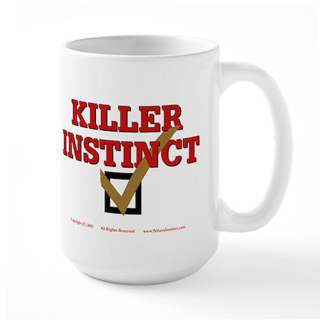 Killer Instinct Large Mug