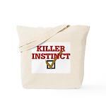 Killer Instinct Tote Bag