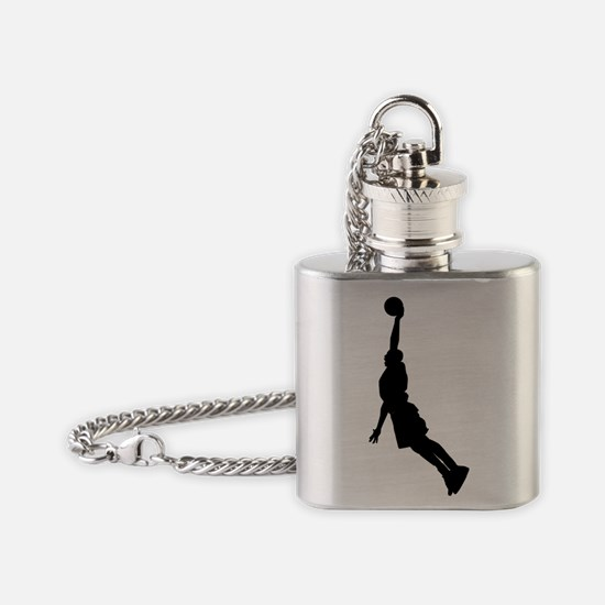 Dunk Silhouette Flask Necklace