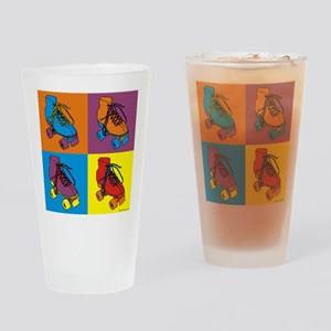 warholSKATES Drinking Glass