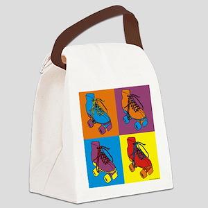 warholSKATES Canvas Lunch Bag