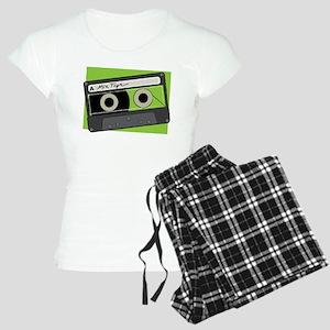 Mix Tape! Women's Light Pajamas