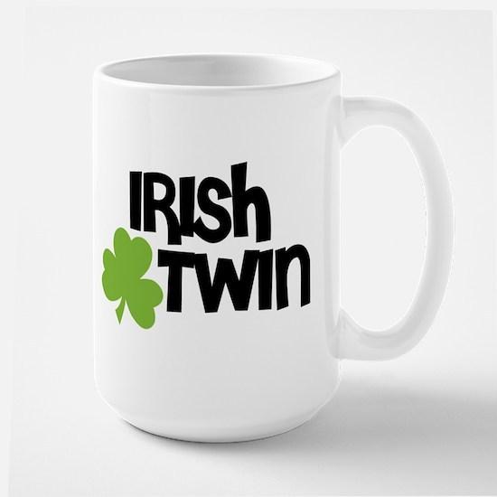Irish Twin Shamrock Mug
