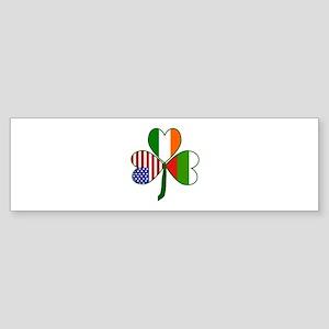 Shamrock of Bulgaria Sticker (Bumper)